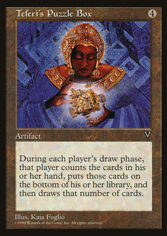 Teferi's Puzzle Box